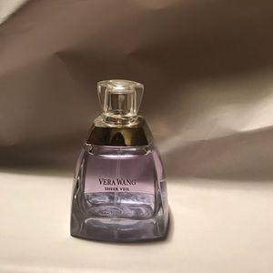 Vera Wang Sheer Veil.